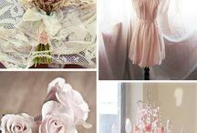 blush pink weddings