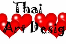 Thai art design / by Colleen Presely