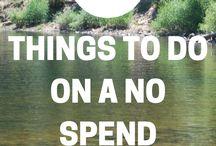 Weekends ideas
