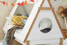 Teepee beds / Kids
