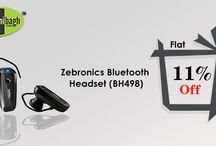Zebronics Bluetooth Headset