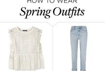 Clothes, hair, ect