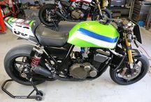 ZRX1200R / zrx1200  zrx1100 the bike engine