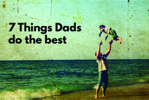 Fathers Day | 7 Things Dads do the best / For supporting us through thick and thin. For all those life lessons. For saving us from Mom's wrath. And ofcourse, for being an ATM. Thank you Papa, for being a super hero! We managed to conjure up a list of things Dads do the best. Tag your father to the pic which suits him the best. ‪#‎TimeToSwipe‬