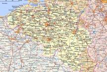 Het land waar ik leef! België - Brussel / by Alphonsina Lavrysen
