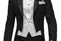 Huby wedding suit