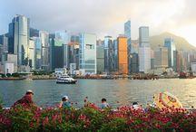 Hongkong / Vastakohtien kaupunki - häikäisevä sekoitus itää ja länttä! Kosmopoliittinen kaupunki, koskematonta luontoa ja kulttuuriperinteitä sekä idästä ja lännestä.