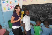 Volunteer in Tanzania / Volunteering Solutions (VS) offers vide range of safe and affordable volunteering opportunities in Tanzania such as Volunteer at an Orphanage, Volunteer Teaching English in Tanzania and Volunteer Healthcare Program in Tanzania. / by Volunteering Solutions