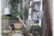 Deko Garten