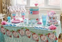 Rana doğum günü partileri / Kız bebek doğum günü, Doğum günü fikirleri, Birthday party