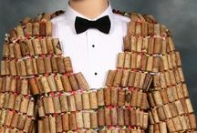 Cork DIY  / I guess I will need to drink more wine to have enough corks. --Ah an excuse to drink the grape! / by Lisa Kramer-Murray