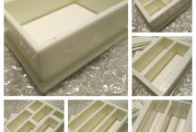 soap molds / by Michelle Marchello