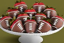 ~ Super Bowl Party ~ / Ideas, Inspiration, decor, food, etc. / by Jodie Valenti