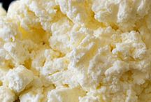 Cheese making / The making of cheese