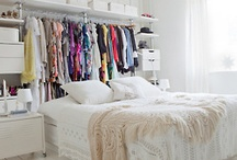 Schlafzimmer / Kleiderschrank