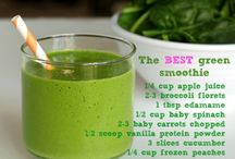 Smoothies for healthier body  / by Xtine D Alberto-Sean