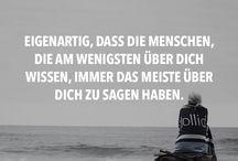 Sprüche/Weisheiten