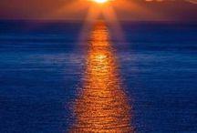 sun set/rise