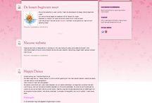 Webdesign / Verschillend werk van Dennisvisser.info