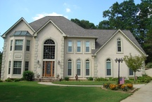 Our Work / North Georgia Replacement Windows offers a variety of replacement windows, such as milled PVC, new PVC resin vinyl, and clad products available in vinyl, fiberglass and aluminum exteriors. We also offer fiberglass and iron doors. Windows and doors are custom made, both in size and shape, to fit your exact opening. Colors and stain finishes are also an option. Call us today for a free in-home proposal.