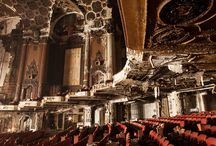 Movie Theaters: The Old, Glorious, & The Decaying.