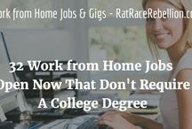 Work from Home Jobs That Don't Require a College Degree