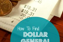 dollar general penny items