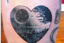 Tattoos : geeky stuff