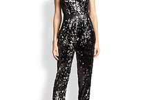 New Year's Eve Style / Sparkly inspiration for New Year's Eve!