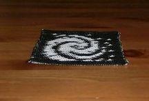 schaduwbreien / illusion knitting / Schaduwbreien (illusiebreien wordt het ook wel genoemd) is een techniek van breien waarbij het gaat om reliëf in het werk aan te brengen.