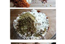Cookin'- mixes