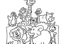 Thema: dierentuin