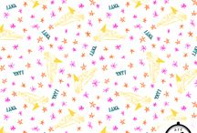 100 Days of Pattern / My attempt at a pattern a day for #100daysofpattern