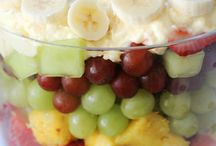 Pampered Chef Trifle Bowl Recipes / by Rachel Danner