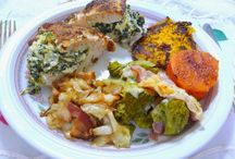 LCHF. / Main meals, chicken