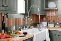 fix my kitchen! / by Ginny Hurst