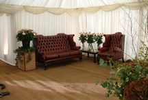 Vintage Furniture Hire for weddings and events / Vintage furniture hire for weddings and events from Elite Hire.  http://www.elitehire.co.uk/products/