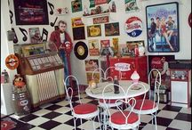 50's Diner Style