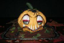 Meine Torten zu Halloween