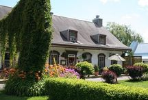 Farm Stays in Canada (Cottages & Country Inns) / by FarmStayUS