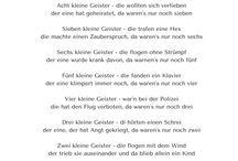 Lieder / Feierideen