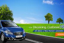 Maruti Suzuki Cars / A premium Maruti Suzuki car dealer in Gurgaon and Delhi NCR.