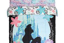 The Little Mermaid Bedding