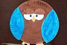Daycare owl theme