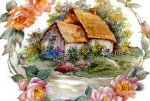 ikili ev