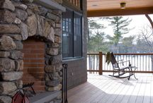 Welcome Home / Inspiring places and spaces found in Maine.