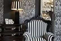 Interior Ideas - Black / Interior ideas by other designers that we love and we think should be shared and seen by others.