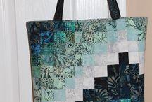 tašky z batik