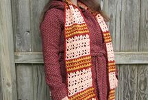 Crochet Scarves, Cowls, and Infinities
