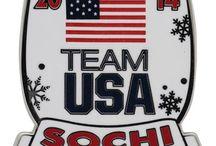 Sochi Olympics 2014 / Team USA / by Nancy Lucchesi